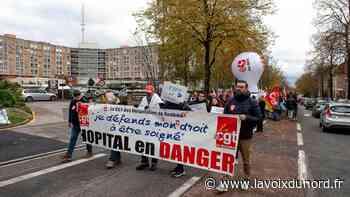 Ce que les agents des hôpitaux de Roubaix et Wattrelos attendent du «Ségur» de la santé - La Voix du Nord