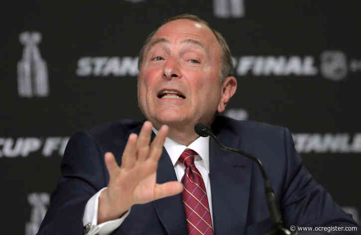 NHL return plan leaves Ducks, Kings out, but could still involve LA