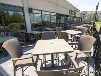 Council cancels patio fees to help restaurants recover this summer