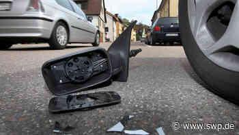 Polizei Eislingen: Lkw-Fahrer flüchtet von Unfallstelle - SWP