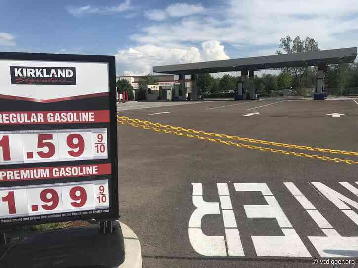 Long-awaited Colchester Costco gas station opens