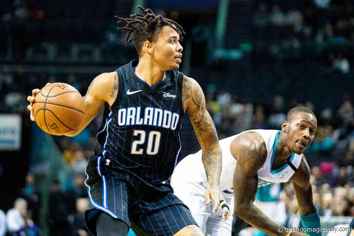 Group play would solve everything for Orlando Magic, NBA