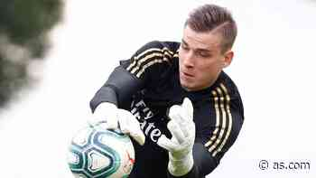 Lunin calca a Ter Stegen - AS