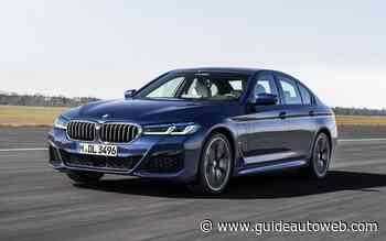 La BMW Série 5 2021 reçoit de nouvelles munitions