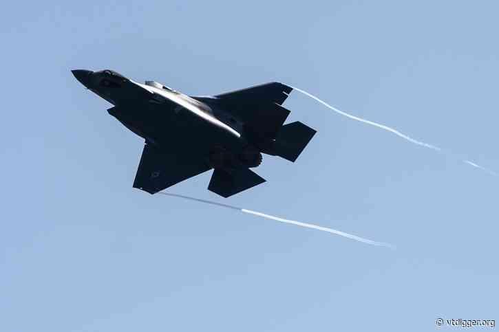 Vermont Air Guard continues F-35 flights after Florida crash