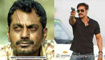 Nawazuddin-Anurag and Ajay-Rohit: A look at Bollywoods power-packed actor-director duos - Republic World - Republic World