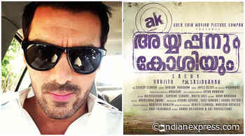 Bollywood news on May 26: John to produce Hindi remake of Ayyappanum Koshiyum and more - The Indian Express