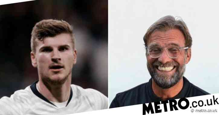 What Jurgen Klopp has told Timo Werner as Liverpool transfer deal hits stumbling block