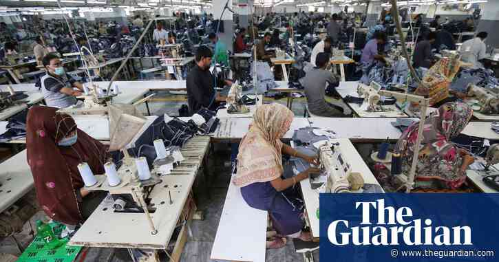 Fast fashion: Pakistan garment workers fight for rights amid Covid-19 crisis