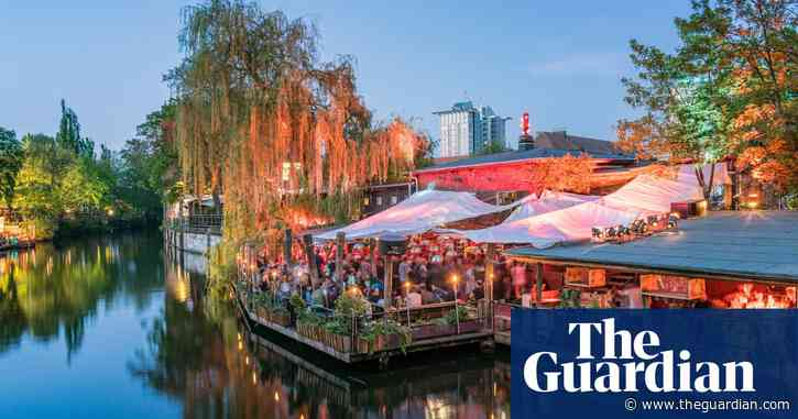 Tell us about the best bar you've found on holiday
