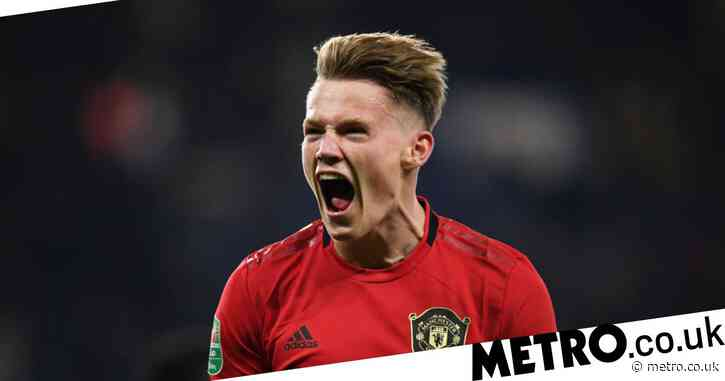 Scott McTominay names the Man Utd midfielder it's 'amazing' to play with