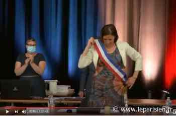 Mitry-Mory : Charlotte Blandiot-Faride repart pour un deuxième mandat - Le Parisien