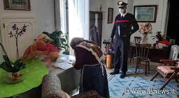 Isernia, i carabinieri aiutano una nonnina 86enne a ritirare la pensione - isnews