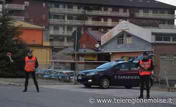 Trasferta a Isernia per 4 ragazzi abruzzesi annoiati: fermati e multati dai Carabinieri - teleregionemolise.it