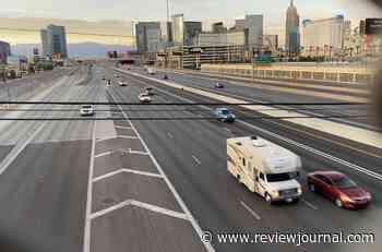 Las Vegas freeway traffic rises 9% during Phase One of reopening - Las Vegas Review-Journal