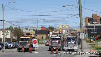 Wear and tear on local roads from truck traffic on council's radar - TimminsToday
