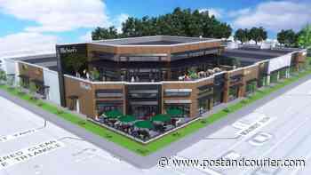 New retail, restaurant development planned for a high-traffic corner in Columbia's Vista - Charleston Post Courier