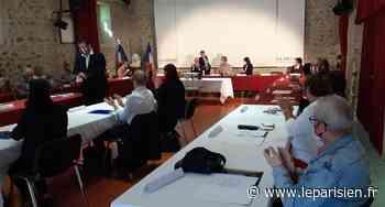 Conseil municipal d'installation : à Limours, la séance s'est tenue avec un public restreint et masqué - Le Parisien