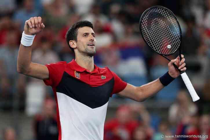 Nestor: Novak Djokovic's record against Roger Federer and Rafael Nadal is remarkable