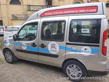 Albano Laziale, il Comune inaugura il taxi sociale - L'Osservatore d'Italia