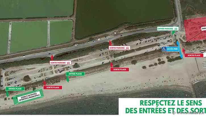 Les plages de Frontignan enfin accessibles et... dynamiques - Midi Libre