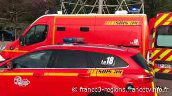 Frontignan : quatre blessés dont un grave dans un choc frontal - France 3 Régions