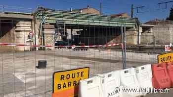 Pont-rail SNCF à Frontignan : le calendrier est chamboulé - Midi Libre