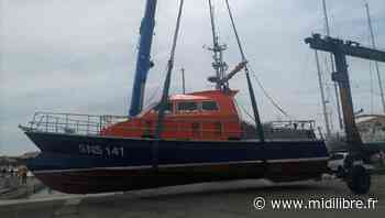Port de Frontignan : Sainte Sarah, la vedette de la SNSM, a repris la mer - Midi Libre