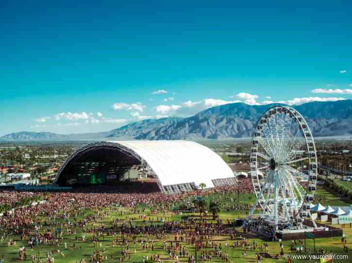 REPORT: Coachella Organizers Asking Artists To Play 2021 Rather Than 2020