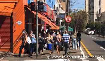 MP faz nova investida contra abertura de comércio e shoppings em Londrina - Folha de Londrina