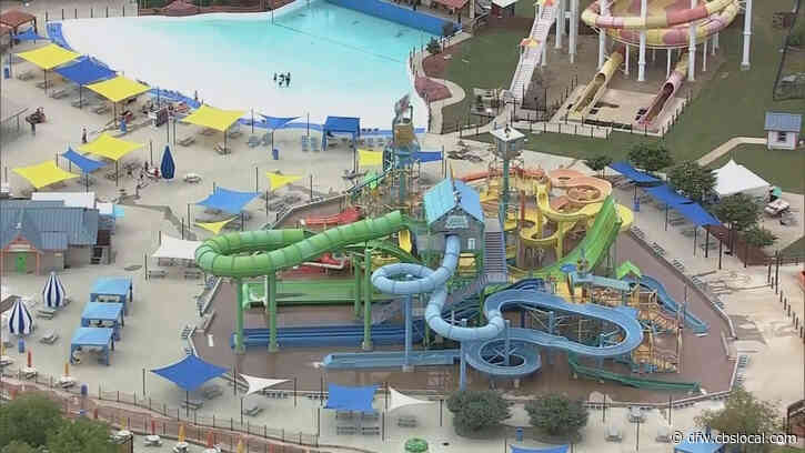 North Texas Water Parks, Hawaiian Falls And Epic Waters, Reopening On Friday
