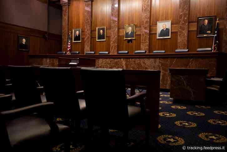 Texas Supreme Court: Lack of immunity to coronavirus alone isn't enough for mail-in ballot
