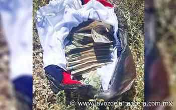 Abandonan 21 mil dólares en Sonoyta, Sonora - La Voz de la Frontera