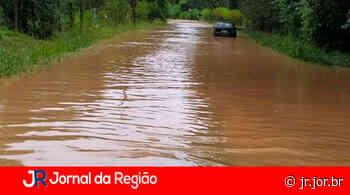 Estrada de Jarinu a Jundiaí é interditada   JORNAL DA REGIÃO - JORNAL DA REGIÃO - JUNDIAÍ
