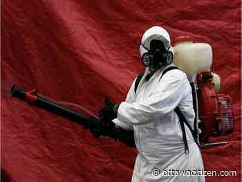 COVID-19: Worldwide death toll above 350,000, U.S. surpasses 100,000