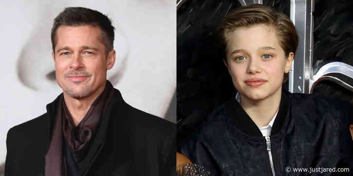 Brad Pitt is 'So Proud of Daughter Shiloh' As She Turns 14 This Week