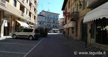 Borgo, sanificazione dei portici - La Guida - LaGuida.it