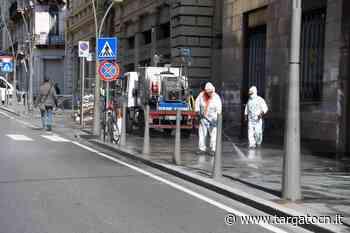 A Borgo San Dalmazzo programmata la sanificazione di portici e arredi urbani - TargatoCn.it