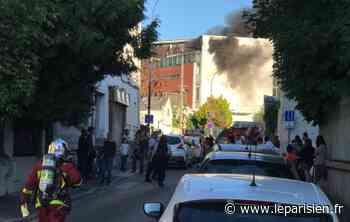Incendie dans une école à Fontenay-sous-Bois : un mégot à l'origine du départ de feu - Le Parisien