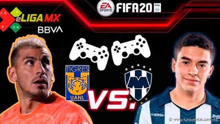 Liga MX anuncia horario del Clásico Regio Virtual