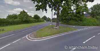 A 42-year-old cyclist injured in a crash at a Dunham Road junction has sadly died - Altrincham Today