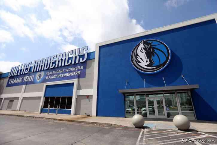 Dallas Mavericks Reopening Practice Facility Thursday