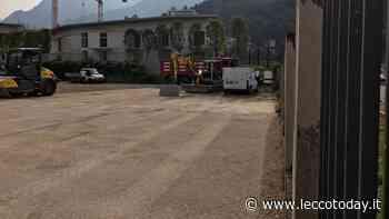 Valmadrera, l'estate si avvicina: realizzata una nuova area parcheggio a Parè - LeccoToday