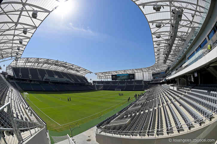 LAFC's Banc Of California Stadium Seeking New Sponsor After Ending Naming Rights Deal