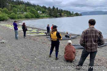 VIDEO: Green Coast offers free kayaking to Haida Gwaii residents - Haida Gwaii Observer