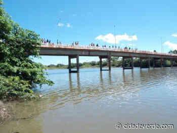 Cidade de Esperantina ganha nova ponte na zona rural do município - Esperantina - Cidadeverde.com