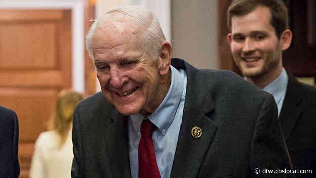 Former North Texas Congressman Sam Johnson Passes Away At 89