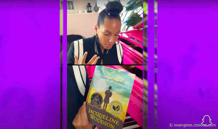 LAUSD Teams Up With Celebrities, Snapchat For Virtual Book Club