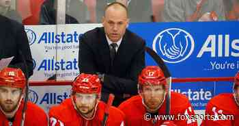 Coach Jeff Blashill gets another season with Red Wings