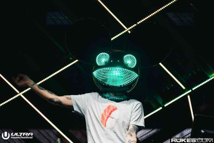 Deadmau5 Is Going Live & Answering Questions With Amazon This Friday